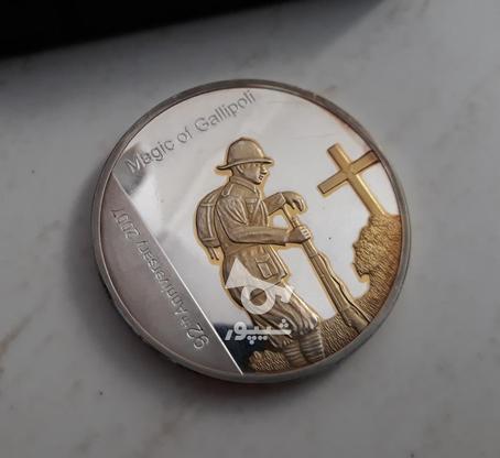 ست 3 عددی سکه های یادبود کشور ترکیه در گروه خرید و فروش ورزش فرهنگ فراغت در گیلان در شیپور-عکس2