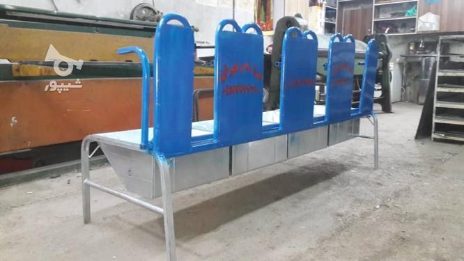 آخور فریم باکس شیر دوشی گوسفندی و بز 4 واحدی در گروه خرید و فروش صنعتی، اداری و تجاری در تهران در شیپور-عکس5
