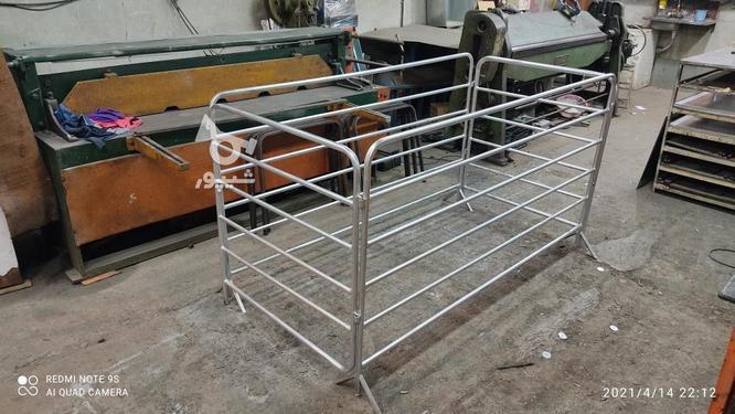 باکس پروار بندی دام میله ای کامل در گروه خرید و فروش صنعتی، اداری و تجاری در تهران در شیپور-عکس1
