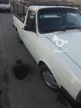 پیکان وانت دوگانه سوز CNG مدل 87 در گروه خرید و فروش وسایل نقلیه در تهران در شیپور-عکس3