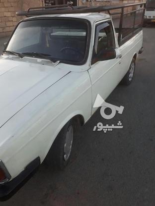 پیکان وانت دوگانه سوز CNG مدل 87 در گروه خرید و فروش وسایل نقلیه در تهران در شیپور-عکس2