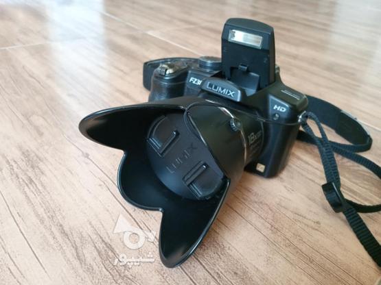 دوربین حرفه ای لومیکس پاناسونیک در گروه خرید و فروش لوازم الکترونیکی در تهران در شیپور-عکس1