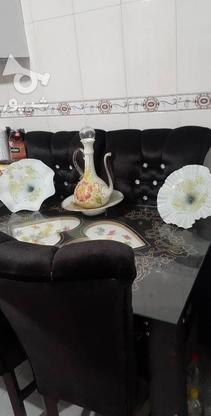 میزنهارخوری 4نفره درحدنو در گروه خرید و فروش لوازم خانگی در تهران در شیپور-عکس1