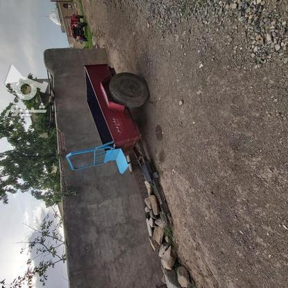 دوعددتریلی کوچک بالاستیک سالم در گروه خرید و فروش وسایل نقلیه در آذربایجان شرقی در شیپور-عکس1