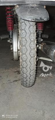 125ccتلاش مدل 1385مدارک دار در گروه خرید و فروش وسایل نقلیه در کردستان در شیپور-عکس3