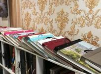 کاغذدیواری، پارکت لمینیت و انواع پرده مدرن در شیپور-عکس کوچک