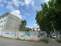 زمین مسکونی دو براصلی در شیپور
