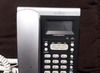 تلفن آلکاتل کاملا سالم تمیز کم کارکرده در شیپور-عکس کوچک