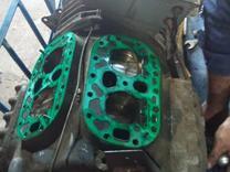 تعمیر کمپرسور موتور سردخانه چیلر بیتزر دی وی ام اسکرو دانفوس در شیپور