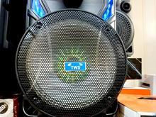 اسپیکر چمدونی حرفه ای 10 اینج میکروفون دار در شیپور
