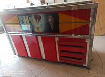 فریزر صندوقی استیل در شیپور-عکس کوچک