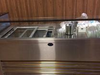 فریزر فالوده بستنی در حد نو در شیپور
