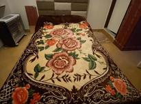 تخت خواب دونفره 130 به همراه تشک سالم در شیپور-عکس کوچک