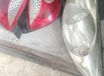 چراغ 207 عقب وجلو در شیپور-عکس کوچک