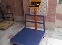 باسکول 700کیلوگرمی پرینتردار 80*80 در شیپور-عکس کوچک