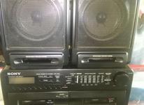 رادیو ضبط دوکاست سونی در شیپور-عکس کوچک