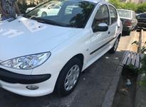 پژو 206 (تیپ5) 1396 سفید در شیپور-عکس کوچک