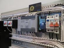 برنامه نویسی PLC،تابلو برق صنعتی،اینورتر،پمپ در شیپور