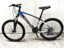 دوچرخه 26 آکبند Merach ترمز دیسکی 24 دنده شیمانو در شیپور