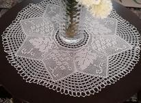رومیزی ابریشمی در شیپور-عکس کوچک