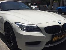 بی ام و Z4 2015 سفید در شیپور