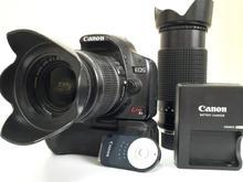 دوربین عکاسی حرفه ای کنون با تجهیزات در شیپور