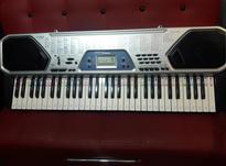 ارگ کاسیو 481 کیبورد Casio پیانویی در شیپور-عکس کوچک