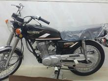 موتور 125 در حد صفر در شیپور