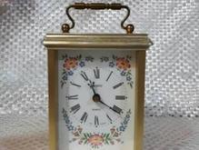 ساعت رومیزی آلمانی قدیمی بسیار زیبا در شیپور
