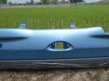 سپر عقب 206 آبی متال در شیپور