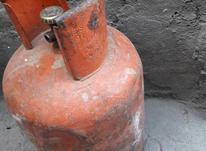 دو عدد کپسول گاز پارس و پرسی .LPG در شیپور-عکس کوچک