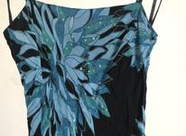 لباس شب برند لورا Laura کانادا استفاده نشده سایز 6 در شیپور-عکس کوچک