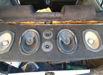 سیستم صوتی ماشین ساپ باند در شیپور-عکس کوچک