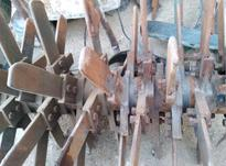 خرمن کوب کمباین 52 پر جدید تعویضی در شیپور-عکس کوچک