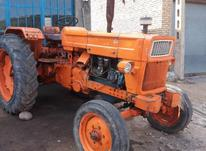 تراکتور رومانی مدل 63تمیز نارنجی در شیپور-عکس کوچک