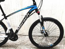 دوچرخه 26 صفر کیلومتر Merach کمک قفلشو ترمز دیسکی 24 دنده در شیپور