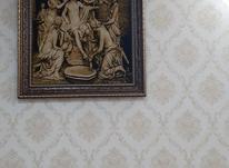 تابلوفرش دستبافت خلقت ادمی در شیپور-عکس کوچک