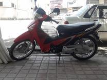 فروش موتور سیکلت پیشرو 135 بدون کلاچ در شیپور