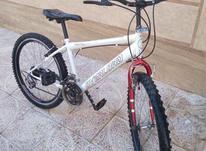 دوچرخه 24 دنده ای سالم تمیز در شیپور-عکس کوچک