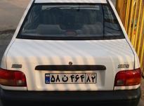 پراید صبا (صندوقدار) 1387 سفید در شیپور-عکس کوچک