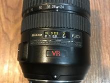 24-120 Nikon vr در شیپور
