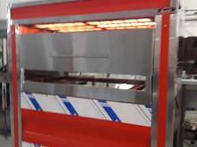 کباب پز تابشی 140 سانتی بدون دود در شیپور