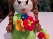 عروسک زیبا دوست داشتنی و کادو مناسب دختران در شیپور-عکس کوچک