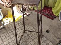 چهارپایه فلزی در شیپور-عکس کوچک