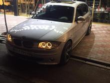 BMW ب ام و سری1هاچ بک 120i - 2006 در شیپور