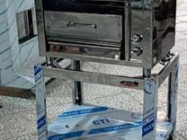 کباب پز تابشی ده سیخ تمام استیل گازیران در شیپور