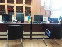 پیشخوان باجه بانکی در شیپور