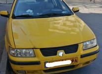 سمند تاکسی مدل 88 در شیپور-عکس کوچک
