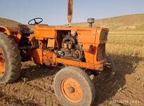 تراکتور رومانی تازه تعمیر در شیپور-عکس کوچک