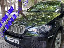 بی ام و X6 2012 مشکی در شیپور